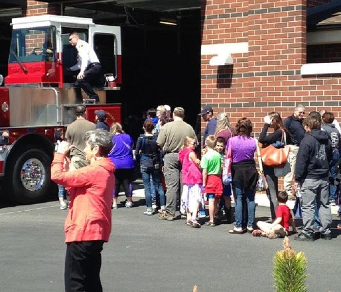 Spokane Valley Fire Department Open House- Greenacres