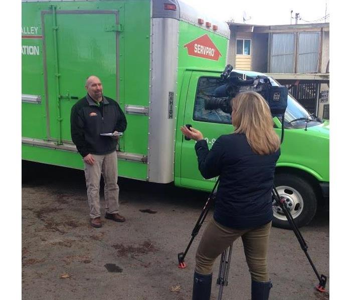 KXLY News Channel 4 interview