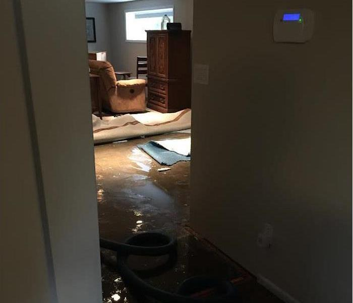 Water Damage Top Causes Of Water Damage Basement Flooding During The Winter  In Your Spokane Home
