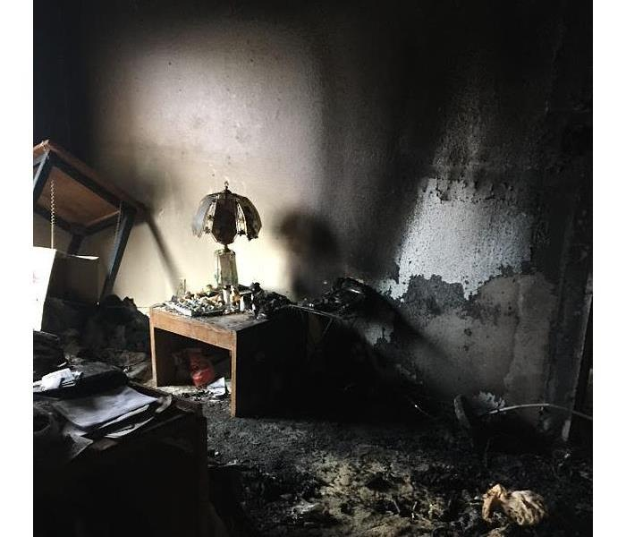 Fire Damage Fire Damage Cleanup by SERVPRO of Spokane Valley