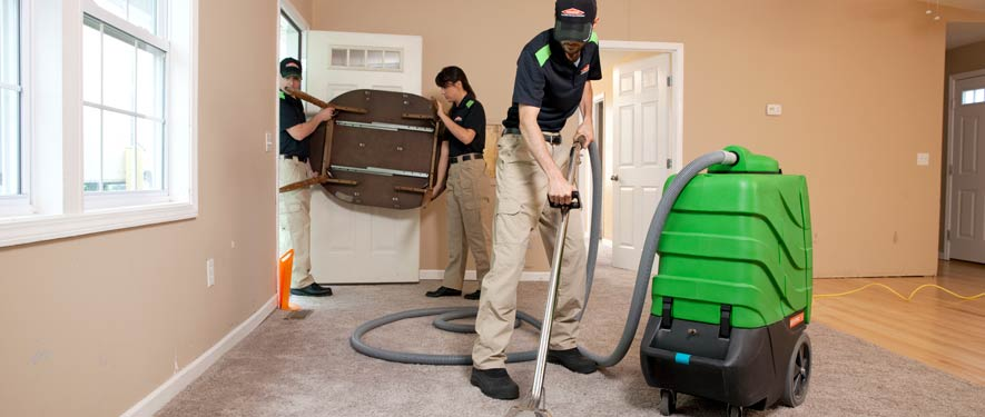 Spokane Valley, WA residential restoration cleaning